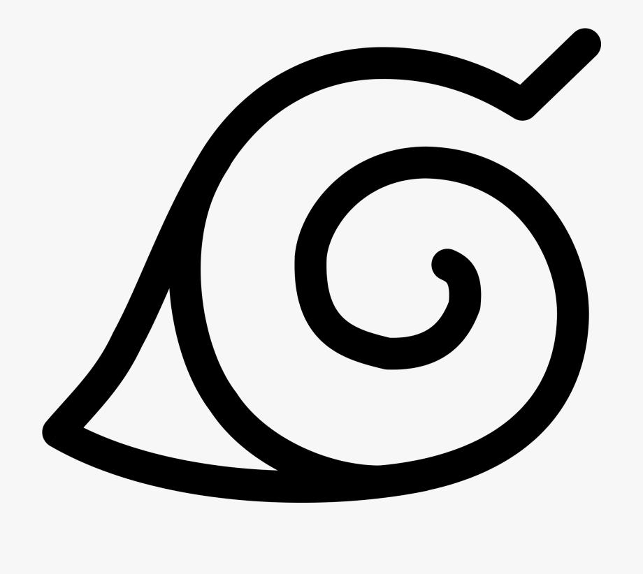 Village symbol clipart png Naruto Clipart Logo - Hidden Leaf Village Symbol, Cliparts ... png