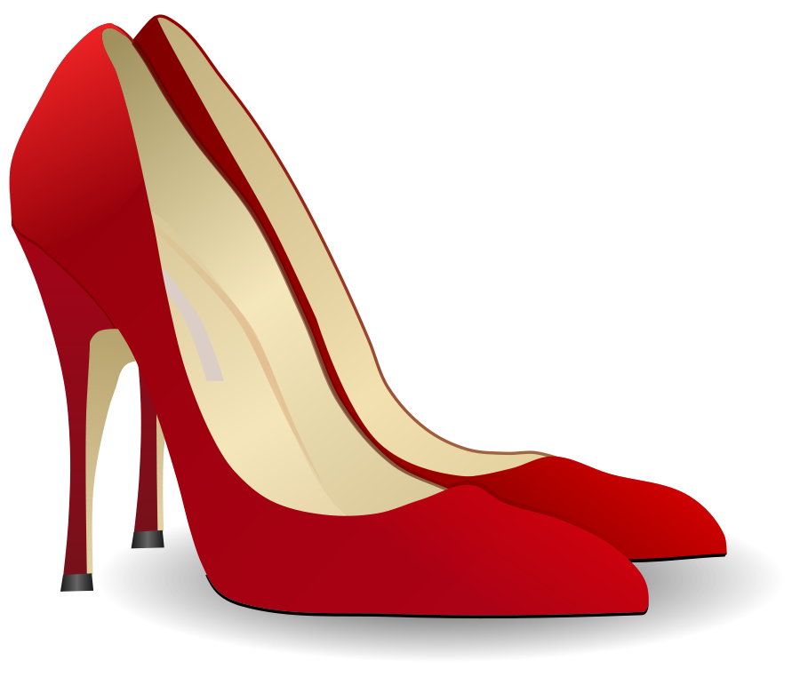 High heels clipart free clipart black and white stock Free High Heel Clipart, Download Free Clip Art, Free Clip Art on ... clipart black and white stock