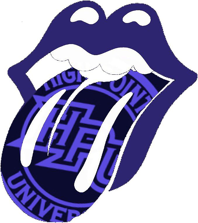 High point university logo clipart picture freeuse High Point University Rock and Roll | Sticker in 2019 | everything ... picture freeuse