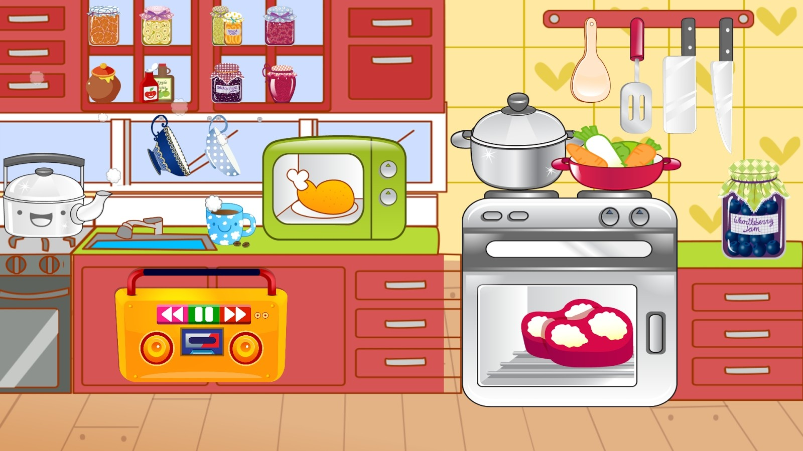 High resolution free kitchen clipart svg black and white download Category: Clip Art 0 | Clip Art svg black and white download