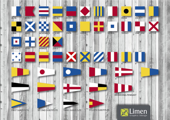 High resolution nautical flag clipart png vector freeuse library Printable Nautical Flags Banner | Digital International ... vector freeuse library