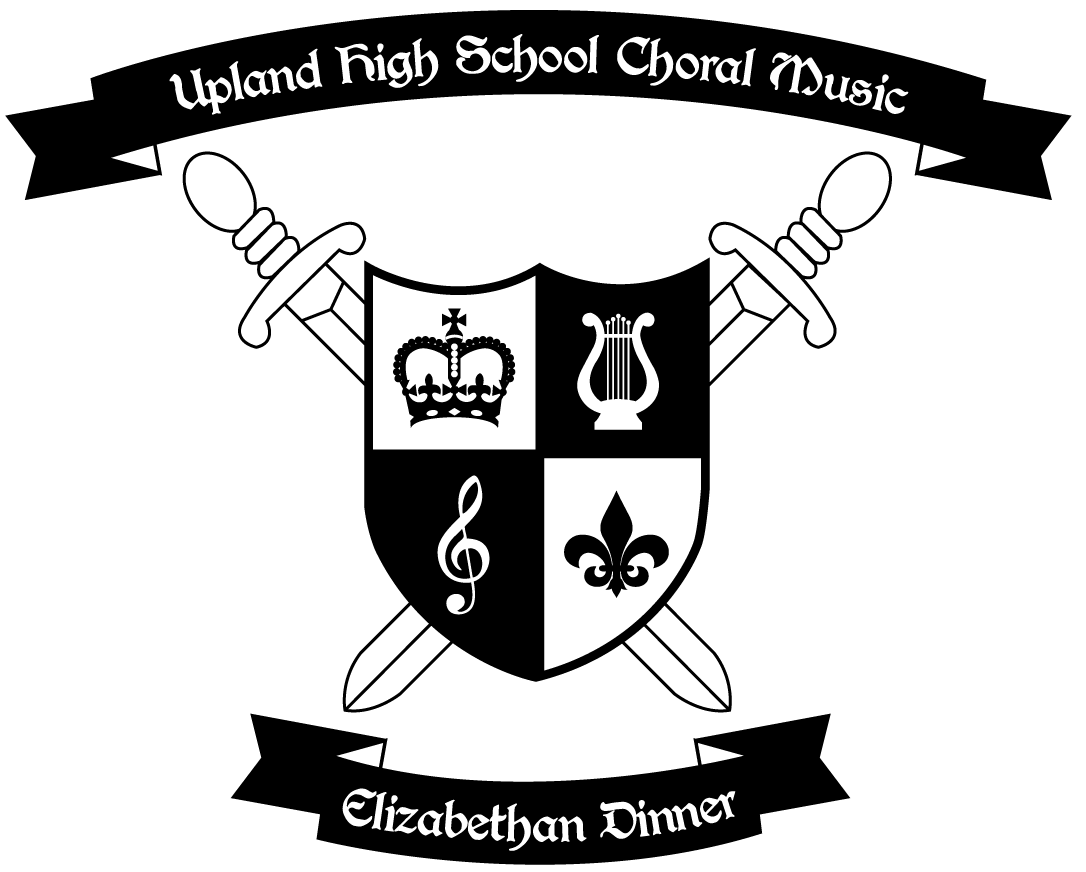 High school choir clipart clip black and white stock Upland High School Choral Music Home clip black and white stock