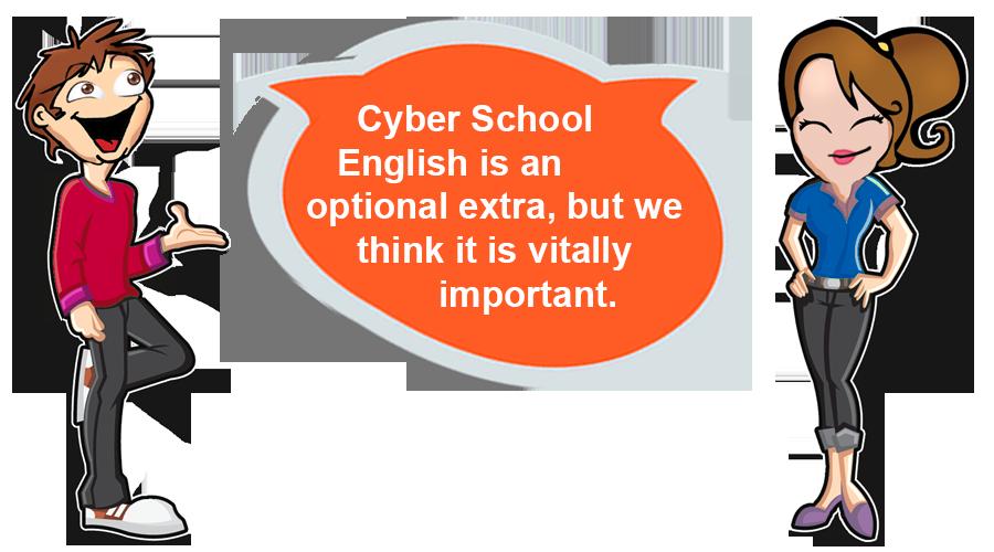 High school english class clipart jpg black and white download Cyber School English   Cyber School Group jpg black and white download