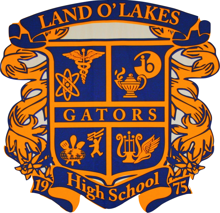 High school english class clipart clip freeuse library Land O' Lakes High School - Wikipedia clip freeuse library