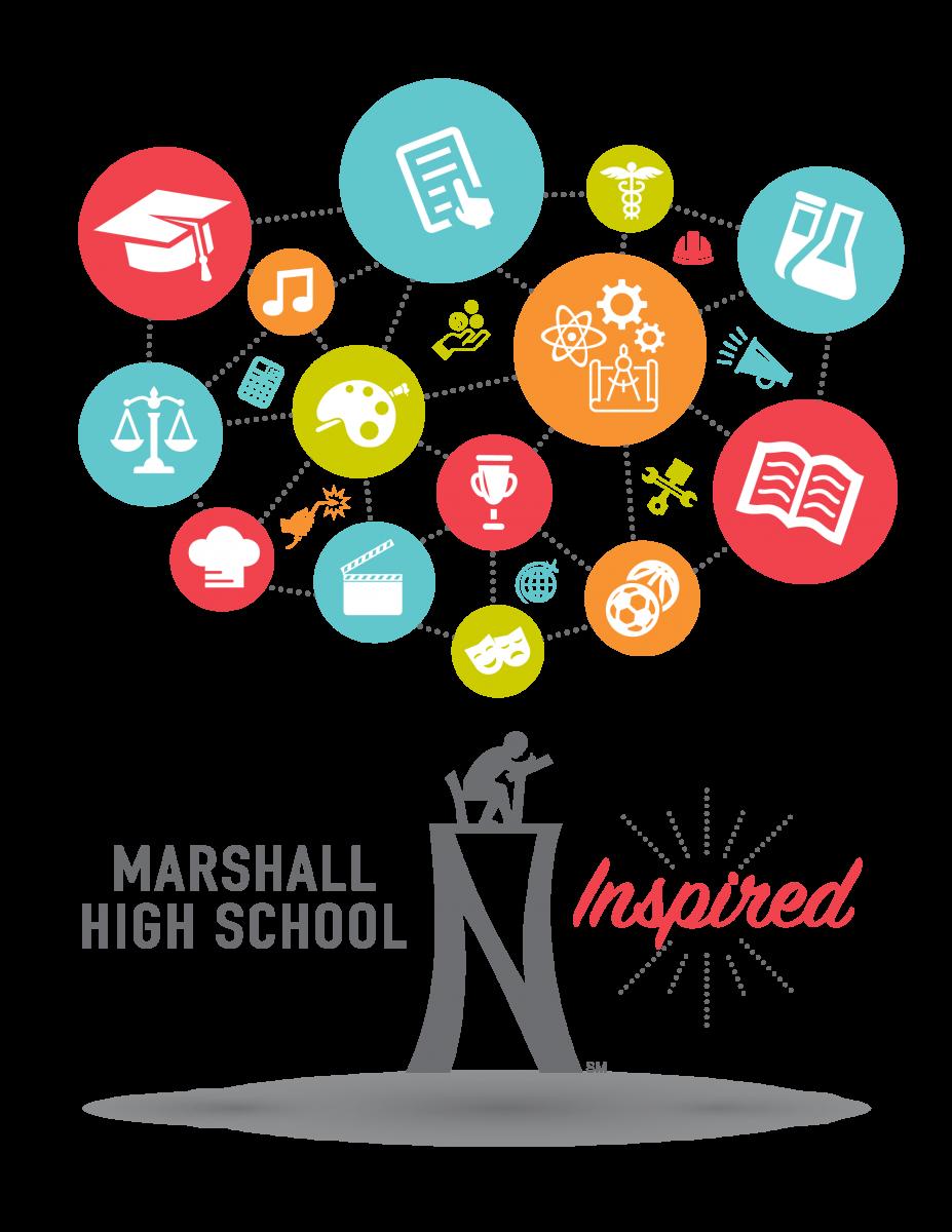 High school freshman clipart jpg royalty free download Marshall High School jpg royalty free download