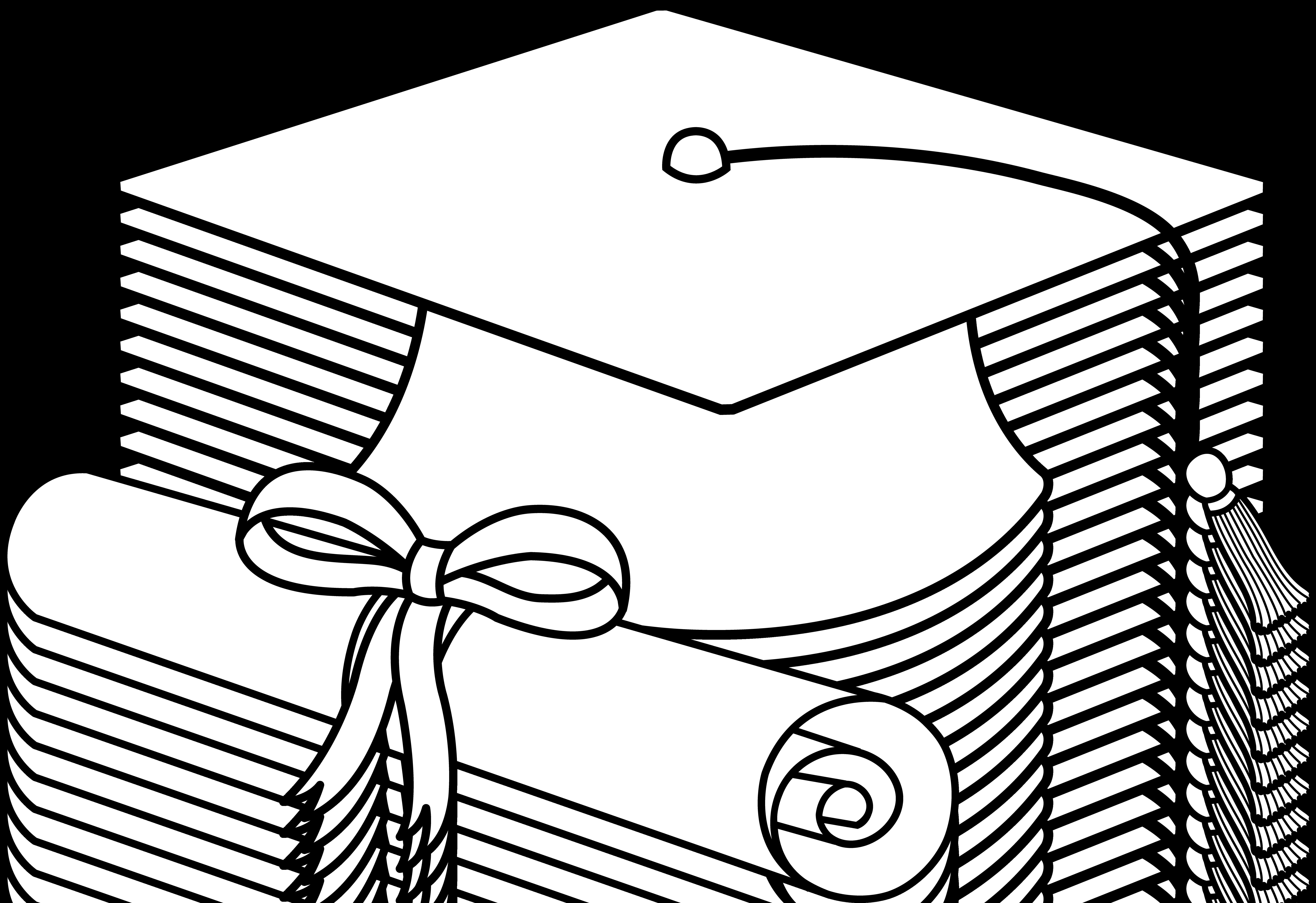 High school graduation clipart clip library download 28+ Collection of Graduating High School Clipart | High quality ... clip library download