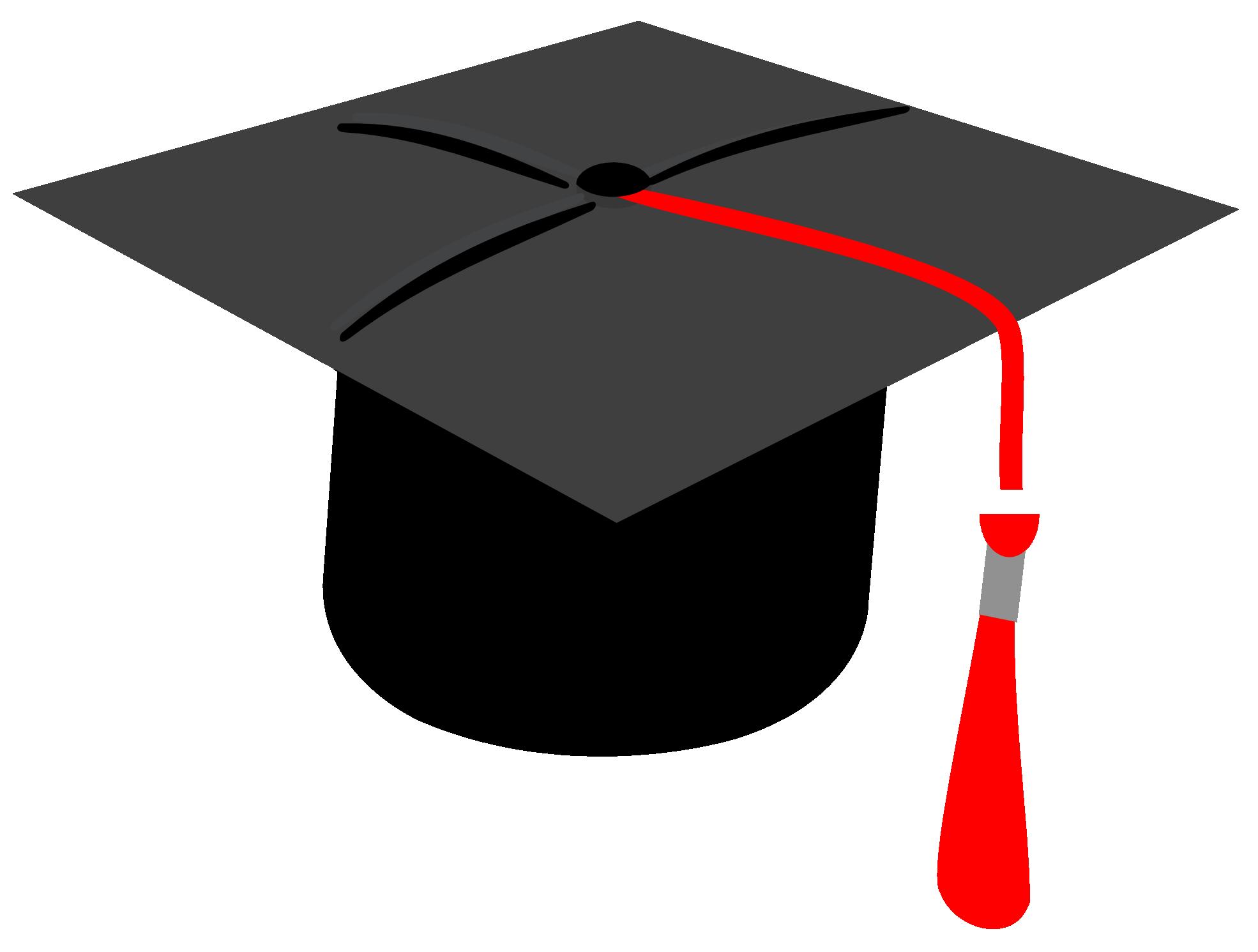 High school graduation clipart clip freeuse library Graduation Cap PNG Image - PurePNG | Free transparent CC0 PNG Image ... clip freeuse library