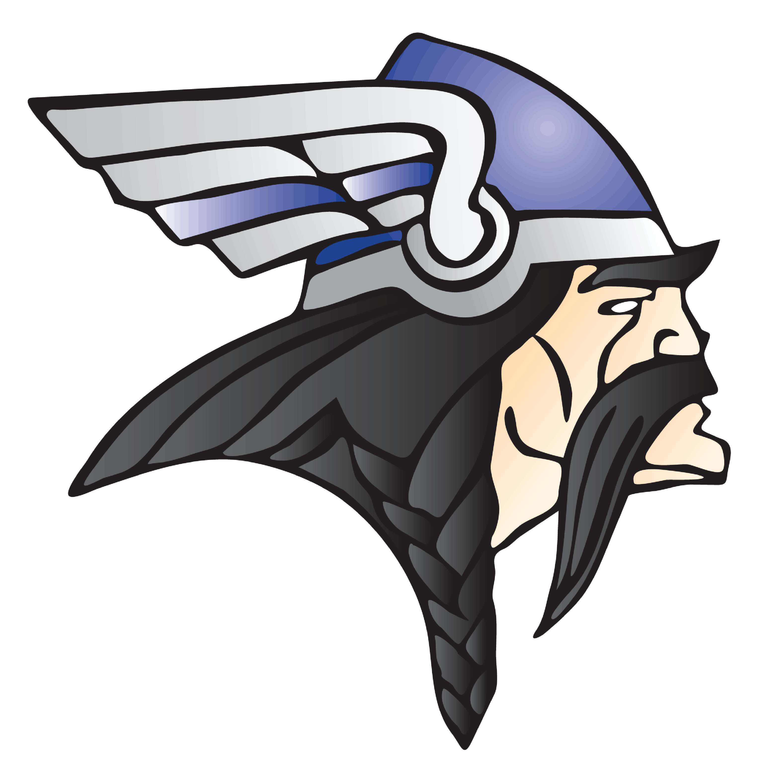 High school mascot clipart clip black and white library Communications / High School Logos clip black and white library