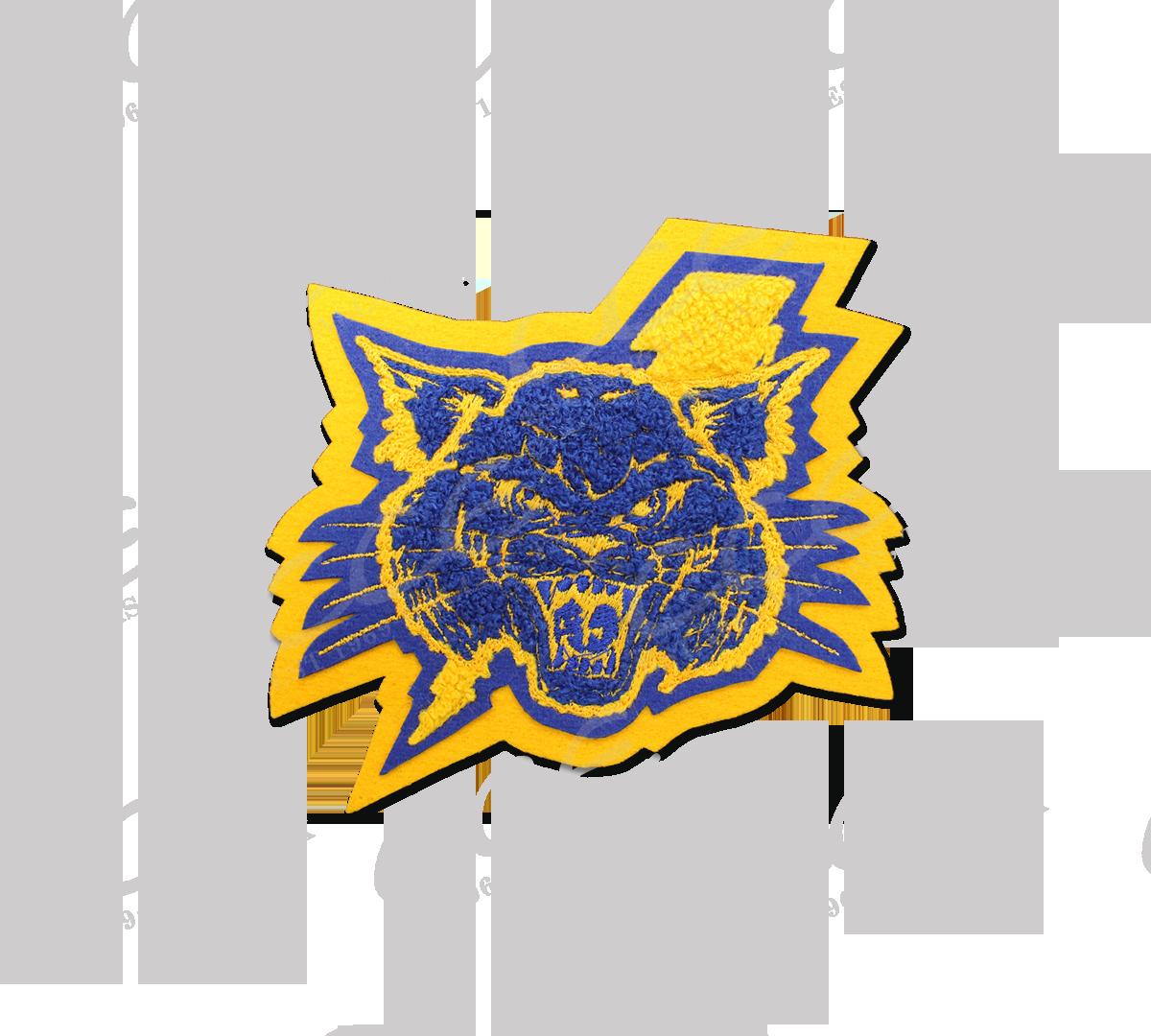 Wildcat school mascot clipart clip royalty free North Little Rock High School Wildcat Mascot clip royalty free