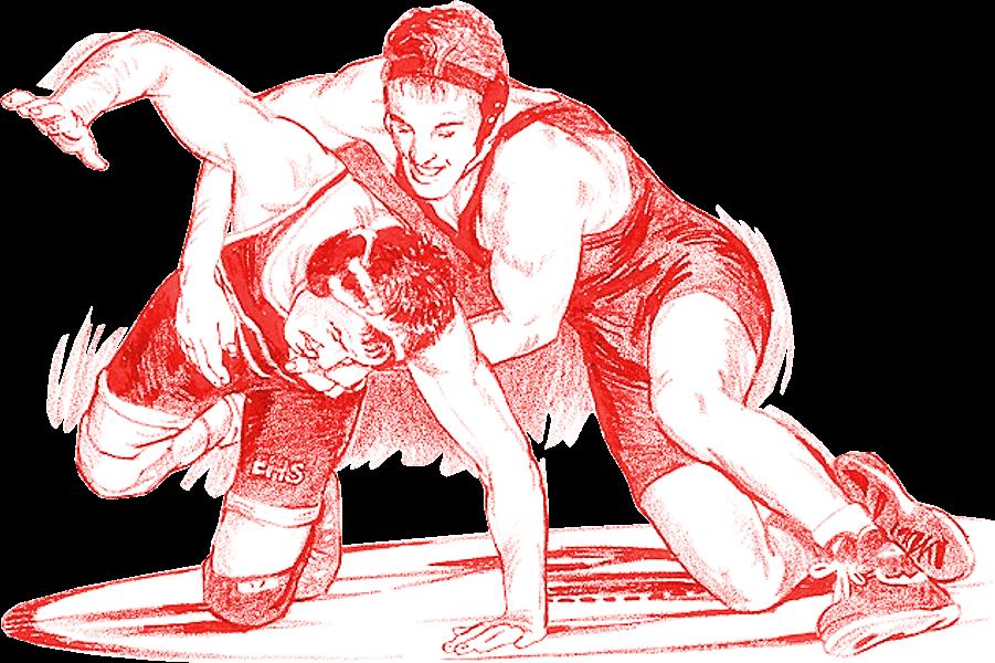 High school wrestler clipart clipart library download High School Wrestling - Postville Community School District clipart library download