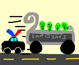 High speed car chase clipart transparent Police Car Chase transparent