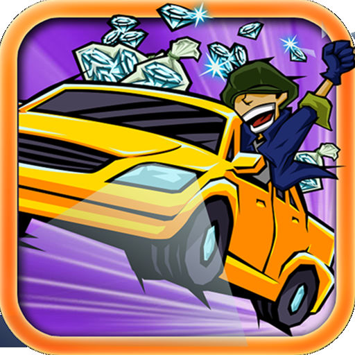 High speed car chase clipart clipart download Fast Fun Getaway - High speed police chase by Barry Calvagna clipart download