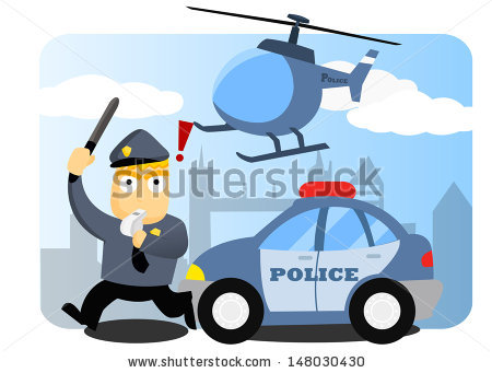 High speed car chase clipart picture free download Police Chase Stock Photos, Royalty-Free Images & Vectors ... picture free download