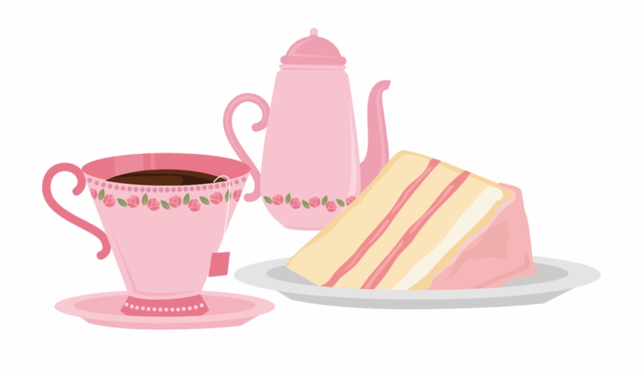 High tea images clipart svg royalty free stock Clipart Coffee Watercolor - High Tea Clipart Png Free PNG ... svg royalty free stock