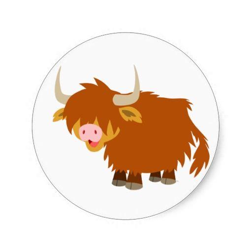 Highland cattle clipart svg transparent Highland cow clipart 2 » Clipart Station svg transparent