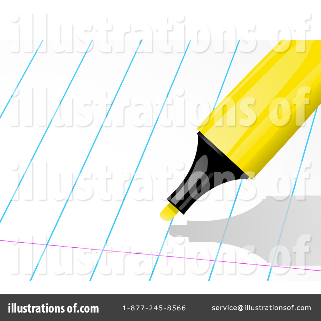 Highlighting clipart png library Highlighter Clipart #433492 - Illustration by elaineitalia png library