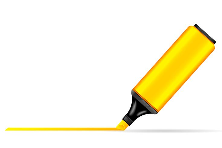 Highlighting clipart image library Highlighter Pen - Download Free Vectors, Clipart Graphics ... image library