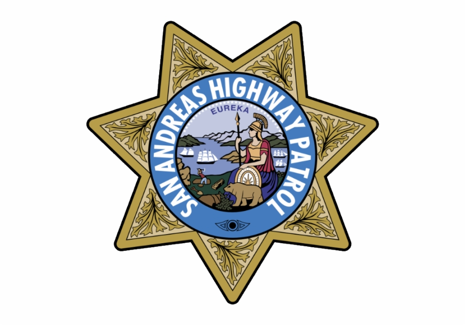 Highway patrol clipart image royalty free library California Highway Patrol Badge Free PNG Images & Clipart ... image royalty free library