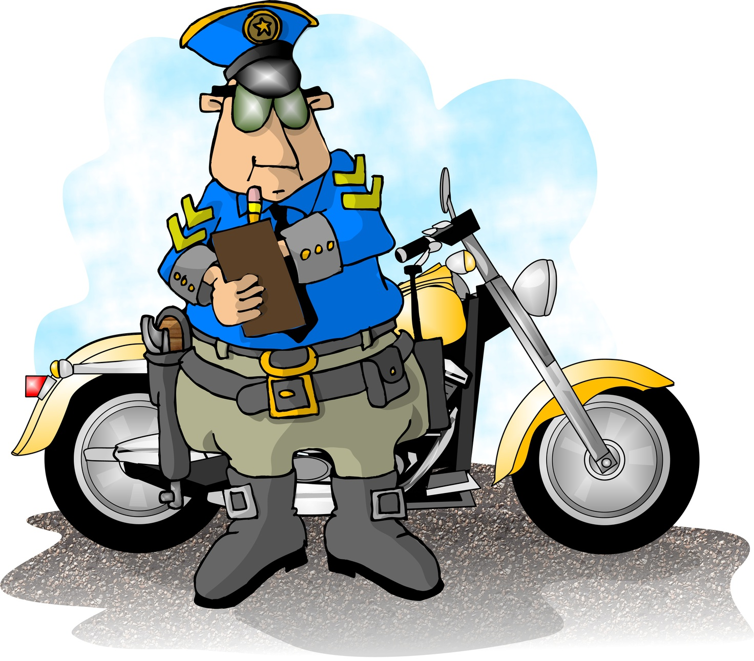 Highway patrol clipart clip art royalty free library Does anybody know how many tickets a California Highway ... clip art royalty free library