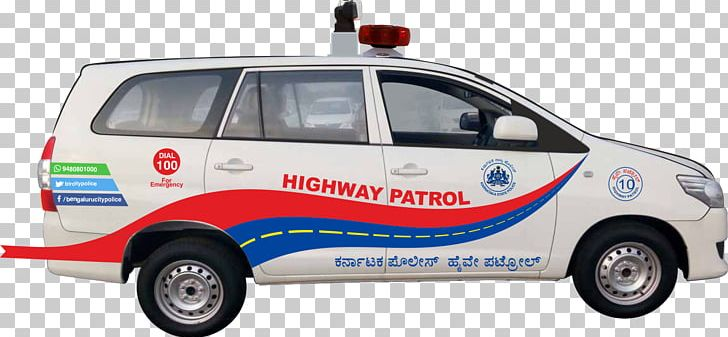 Highway patrol clipart png Karnataka Police Car Highway Patrol Police Car PNG, Clipart ... png
