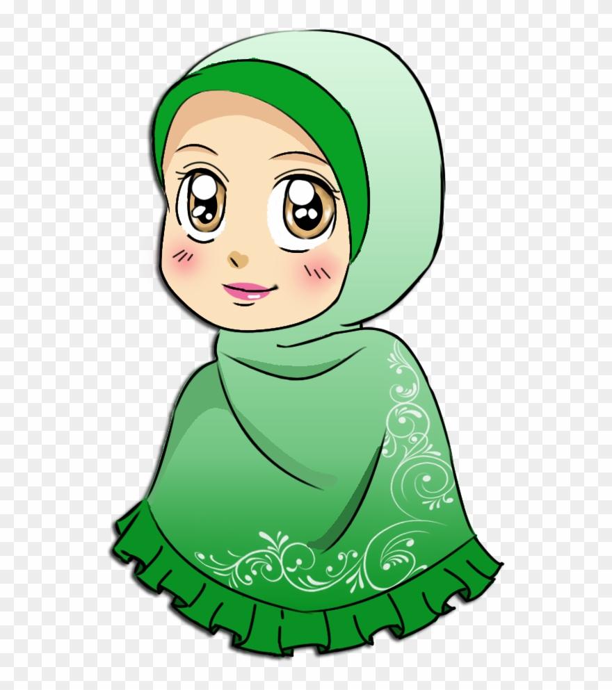 Hijab clipart clipart Muslim - Illustration Hijab Vector Png Clipart (#27654 ... clipart