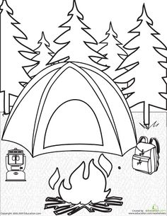 Hikes preschool memory book clipart park black and white clipart 74 Best Park Rangers images in 2016   Park rangers ... clipart