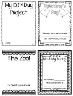 Hikes preschool memory book clipart park black and white vector library download 39 Best Preschool memory book images in 2016   Preschool ... vector library download