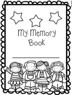 Hikes preschool memory book clipart park black and white svg 39 Best Preschool memory book images in 2016   Preschool ... svg