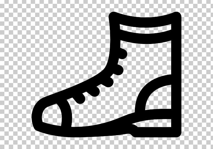 Hiking boot icon black and white clipart graphic black and white Hiking Boot Computer Icons PNG, Clipart, Accessories, Area ... graphic black and white