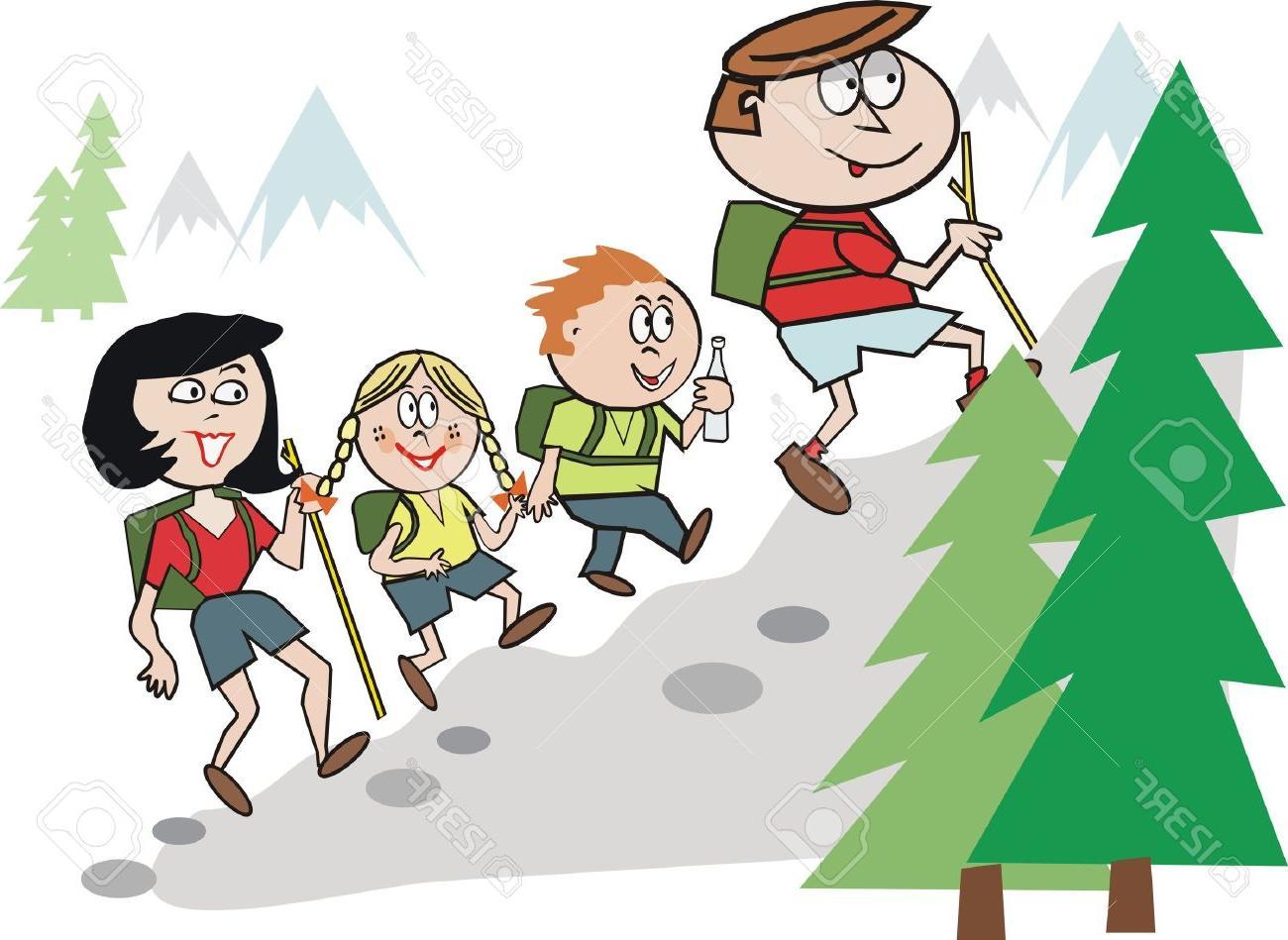 Hiking cartoons clipart clip freeuse Unique Funny Hiking Cartoon Vector Library » Free Vector Art ... clip freeuse