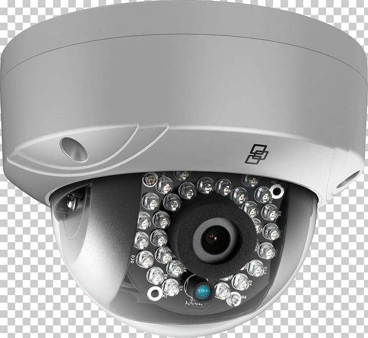 Hikvision clipart png black and white download IP camera Closed-circuit television camera Hikvision, dome ... png black and white download