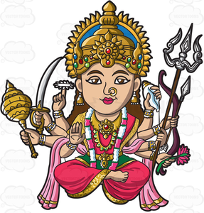 Hindu god clipart png royalty free library Hindu Gods Cliparts | Free Images at Clker.com - vector clip ... png royalty free library