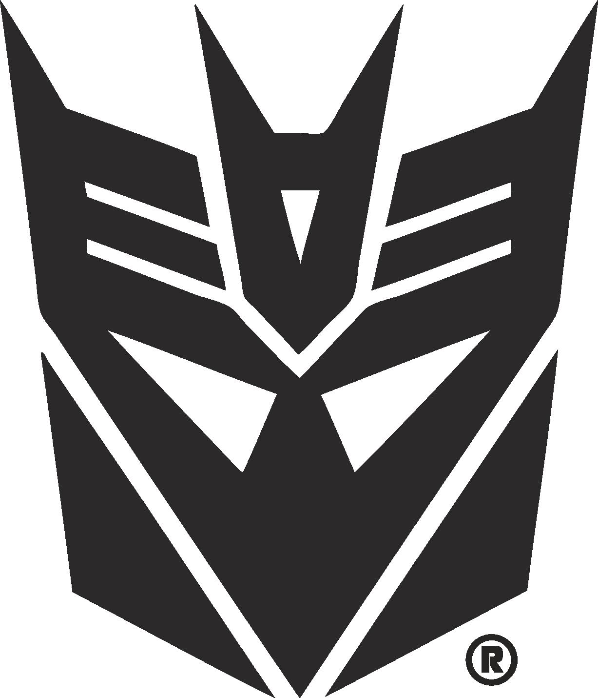 Hino logo clipart clip art freeuse Decepticon Logo Vector Icon Template Clipart Free Download clip art freeuse