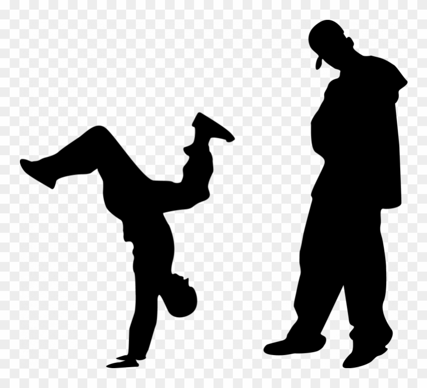 Hip hop dancer clipart picture free library Pin Hip Hop Dancer On Pinterest - Silhouette Hip Hop Png ... picture free library
