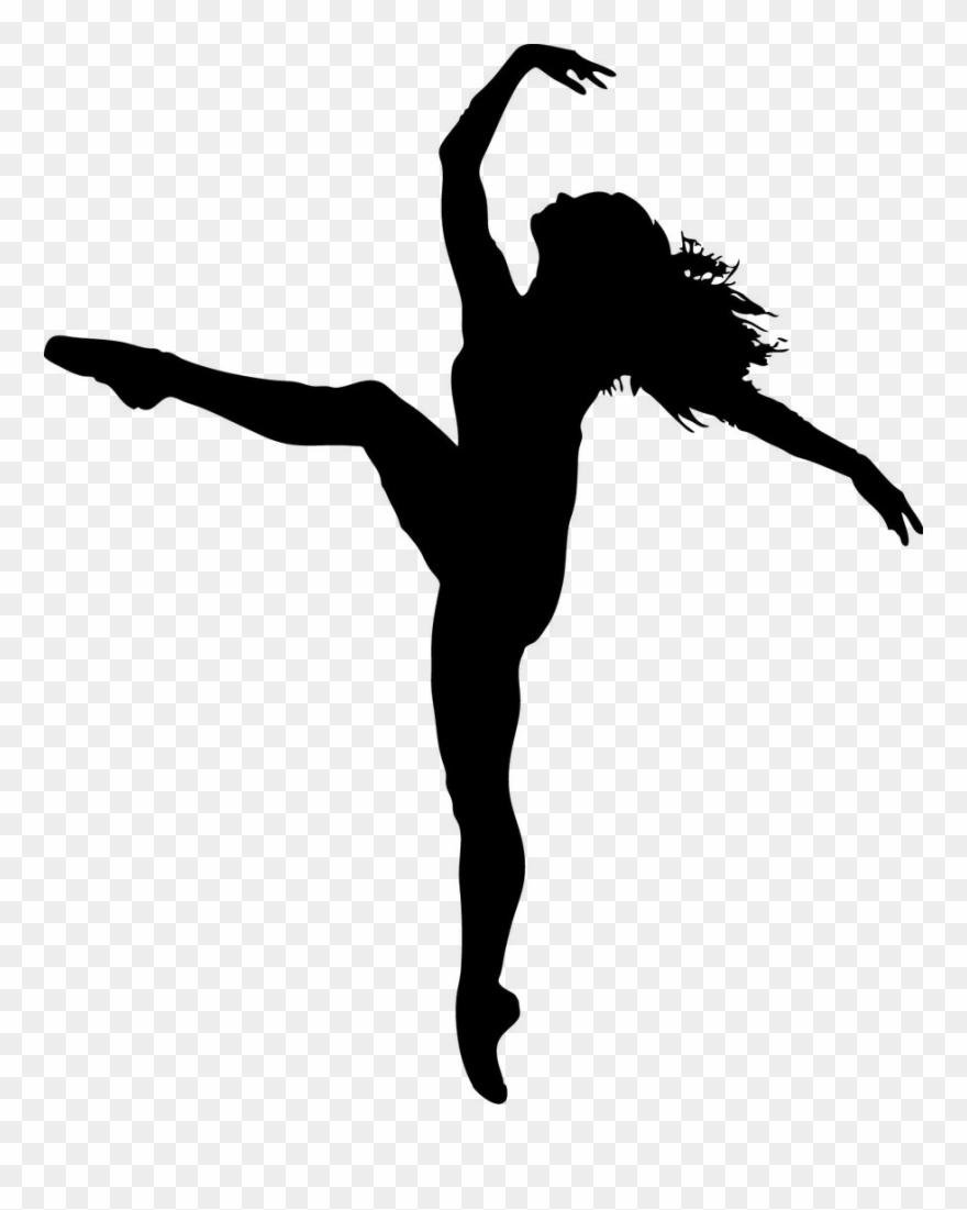 Hip hop dancer silhouette clipart royalty free Dancer Png Female Hip Hop Dancer Silhouette Dance Silhouette ... royalty free