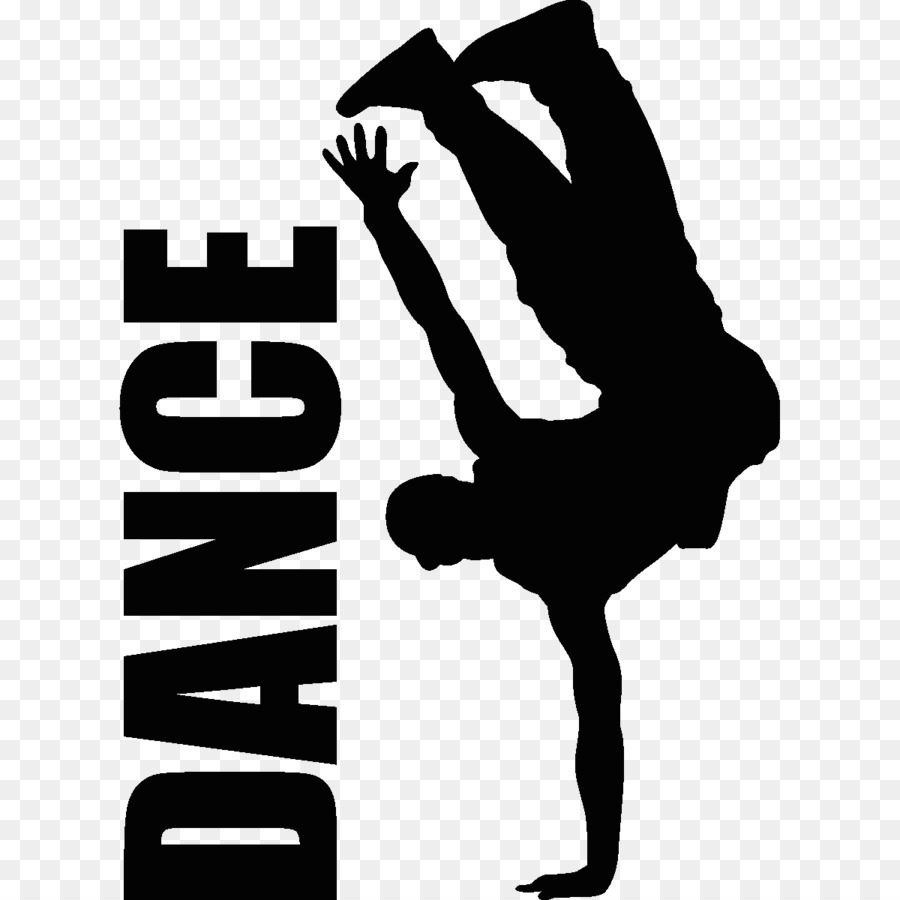 Hip hop dancer silhouette clipart clip free download Black Line Background png download - 1200*1200 - Free ... clip free download