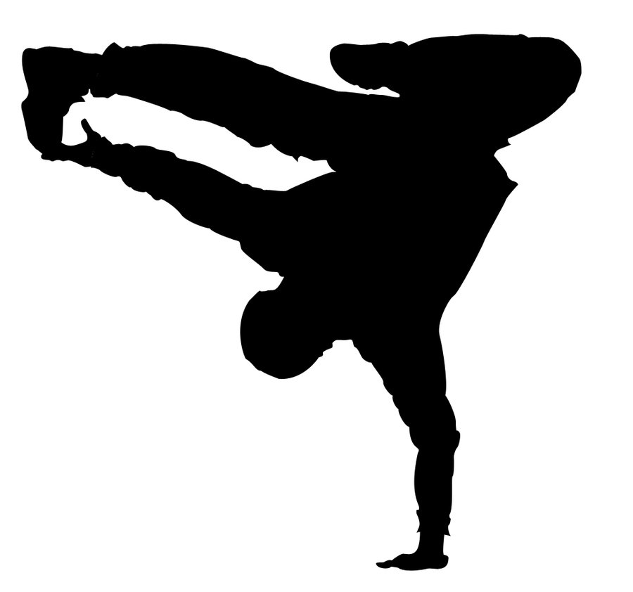 Hip hop dancer silhouette clipart clipart stock Free Hip Hop Dancers Silhouette, Download Free Clip Art ... clipart stock