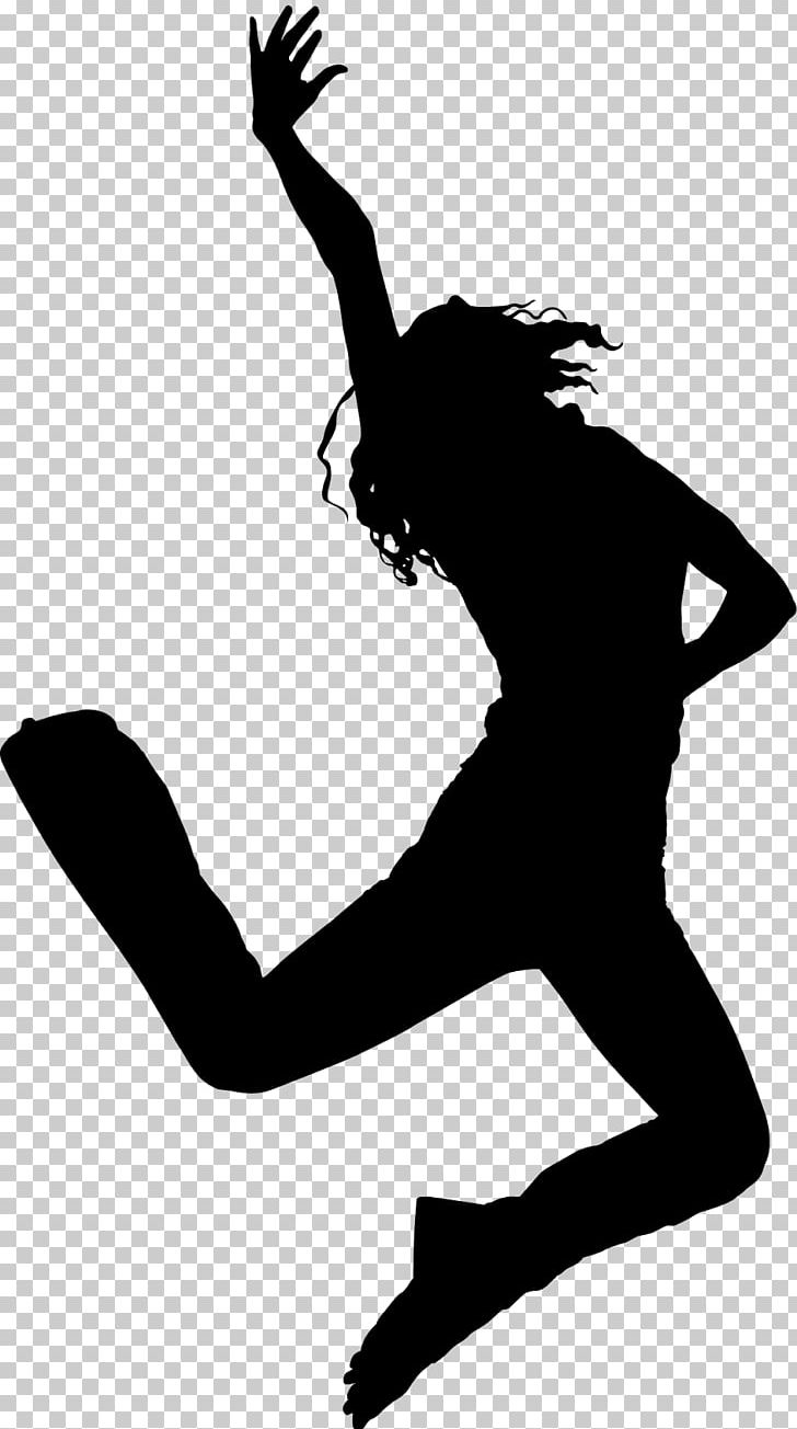 Hip hop dancer silhouette clipart free library Hip-hop Dance Silhouette Ballet Dancer Jazz Dance PNG ... free library