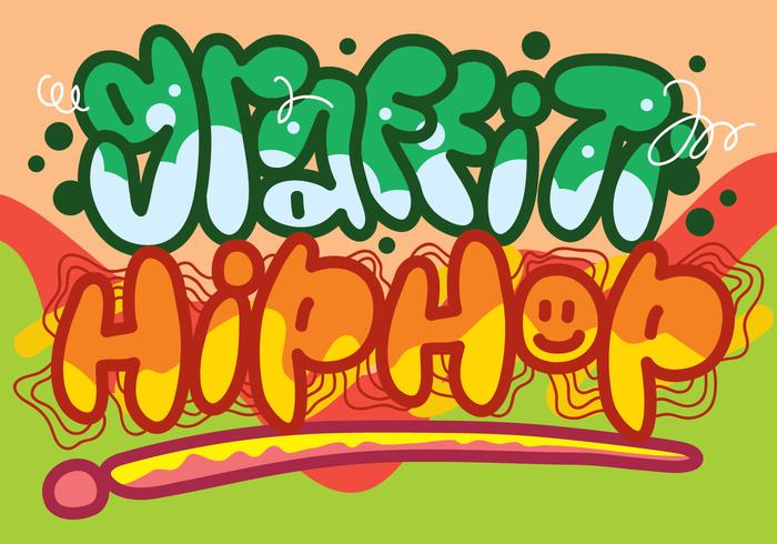 Hip hop graffiti cliparts clipart royalty free stock Graffiti Hip-Hop Culture Letter - Download Free Vectors ... clipart royalty free stock
