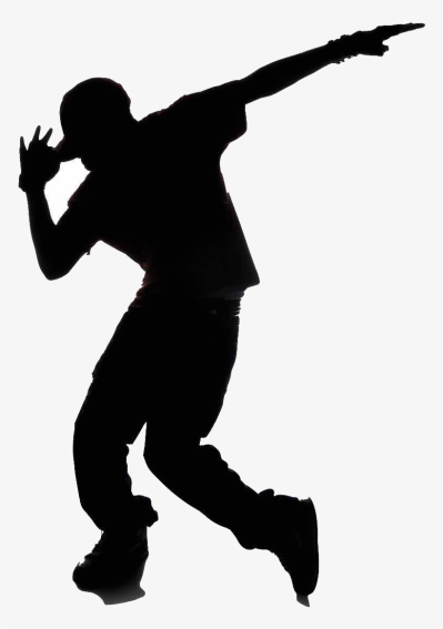 Hip hop mc black body figure clipart graphic royalty free library Hop PNG - DLPNG.com graphic royalty free library