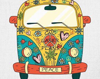 Hippie images clipart clipart library download Hippie clipart | Etsy | Boho & Tribal Clipart | Clip art ... clipart library download