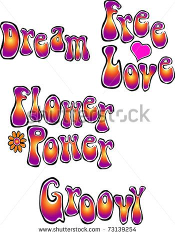 Hippie style hat clipart graphic free hippie Clip Art | Hippie Love Clipart | ClipArtHut - Free ... graphic free