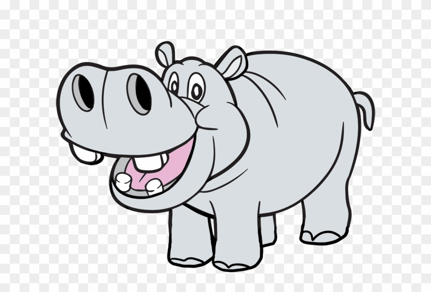 Hippo clipart clip art free stock Free To Use Public Domain Hippopotamus Clip Art ... clip art free stock