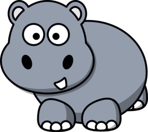 Hippo clipart jpg royalty free library Free Hippopotamus Cliparts, Download Free Clip Art, Free ... jpg royalty free library