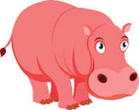 Hippo clipart svg library download Free Hippo Clipart - Clip Art Pictures - Graphics ... svg library download