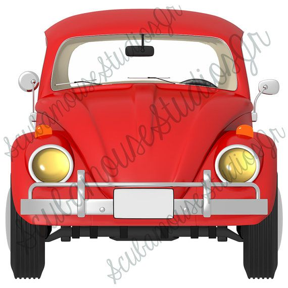Hippy van only metallic golds and silver clipart graphic free Red Car Clipart Single. Red Car Clip Art. Red Retro Car Love ... graphic free