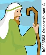Hirte clipart image free Shepherd Illustrations and Clipart. 493 shepherd royalty free ... image free