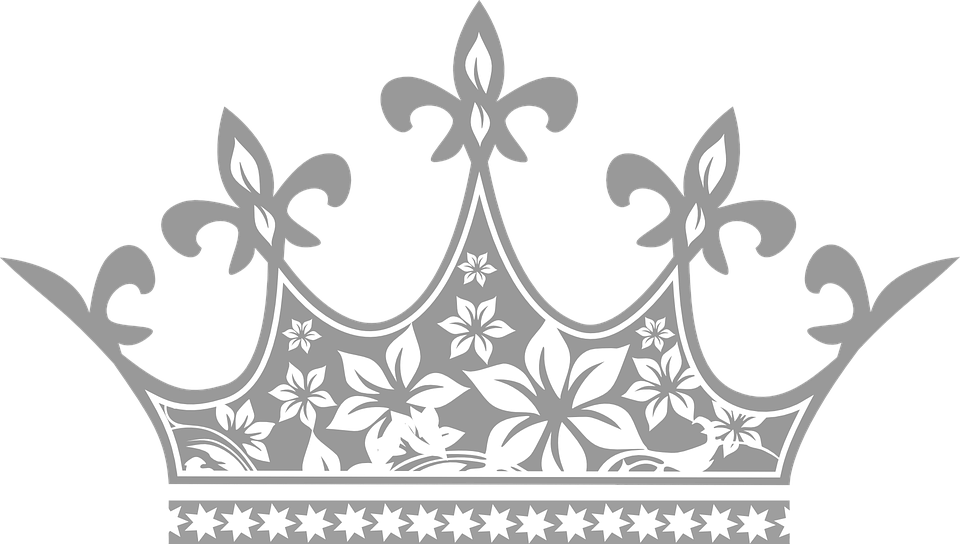 Pageant crown clipart black and white png library library crown-156858_960_720.png (960×544) | coronas | Pinterest | Crown png library library