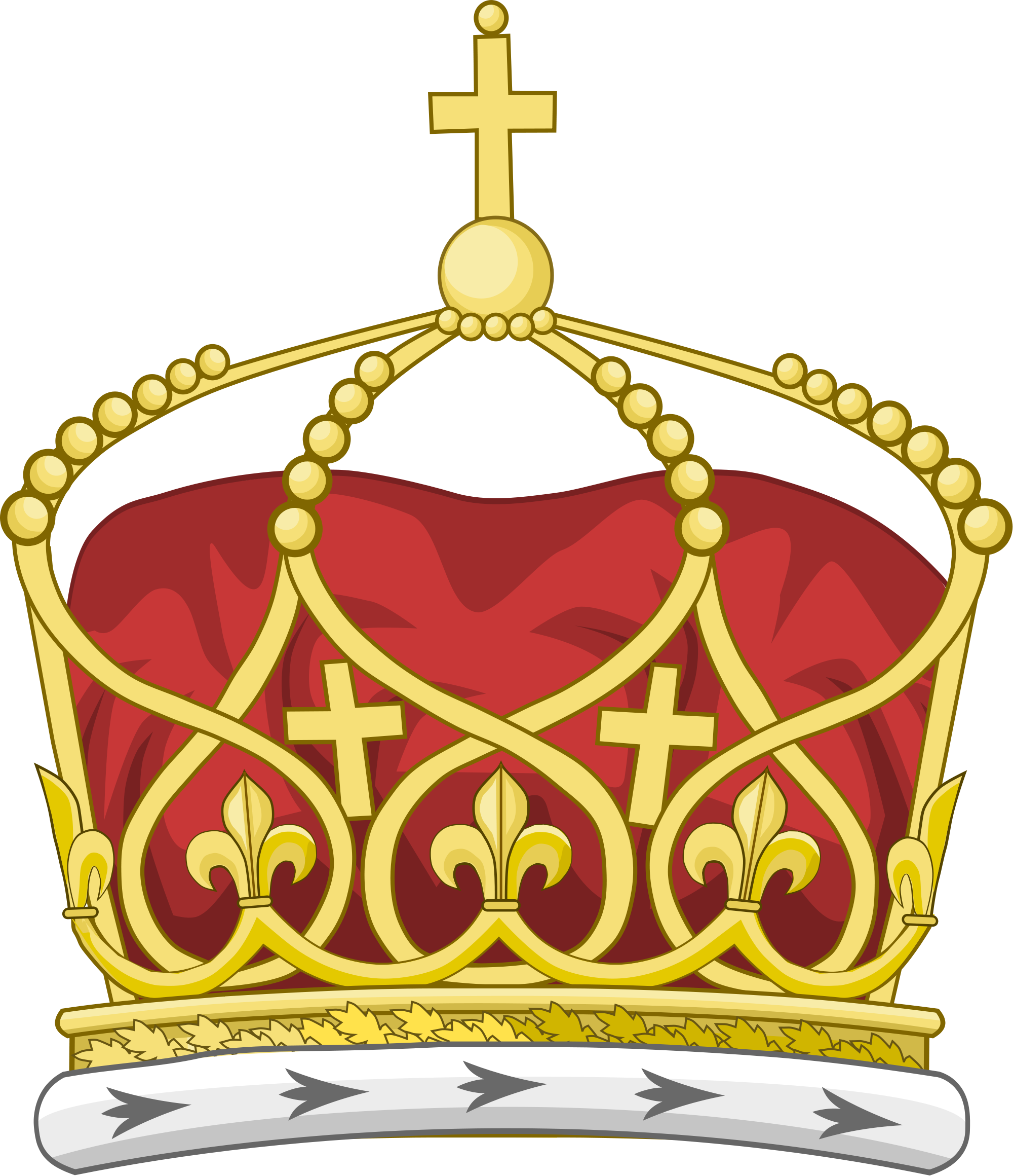 His hers crown clipart banner royalty free library Famous King And Queen Crown Wall Decor Composition - The Wall Art ... banner royalty free library