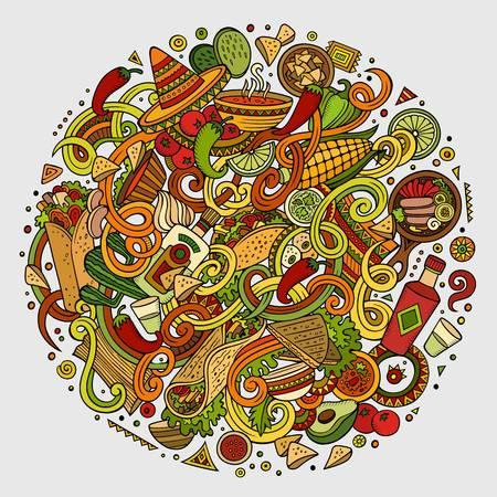 Hispanic food clipart jpg freeuse download Sabor Latino Features Titans Of Hispanic Food Retail -- LOS ... jpg freeuse download